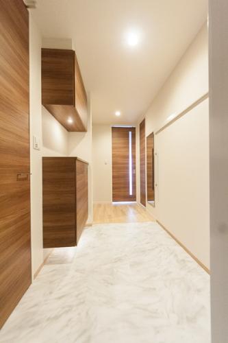 サンソレイユ紀文 / 303号室玄関