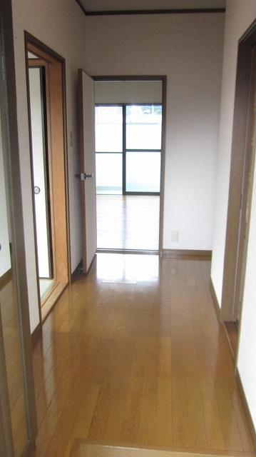 フローラ山本Ⅱ / 201号室玄関