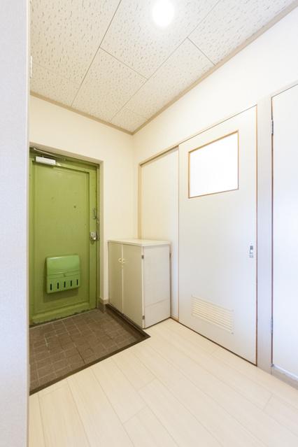 サンコーポフジ / 305号室玄関