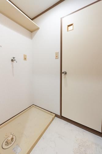 Roots城南 / 405号室洗面所