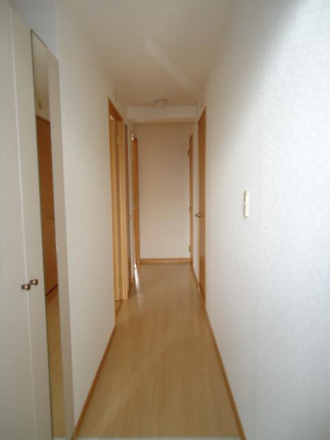 グリーンハウス / 402号室玄関