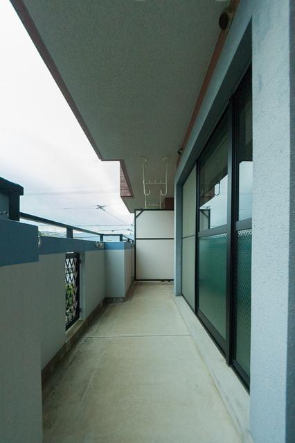 リバーパーク梅林 / 105号室バルコニー