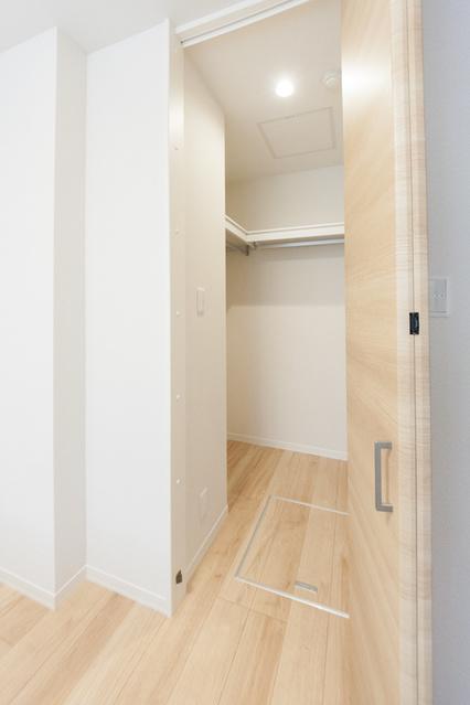 サンソレイユ紀文 / 301号室収納