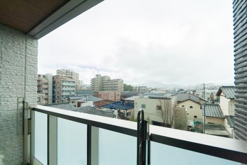 サンソレイユ紀文 / 302号室眺望