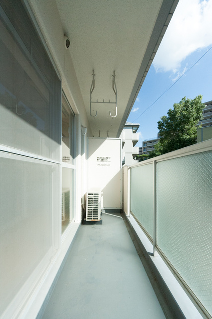 松田ハイツ / 305号室バルコニー