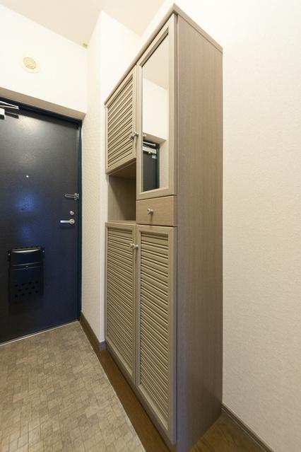 リバーパーク梅林 / 105号室玄関