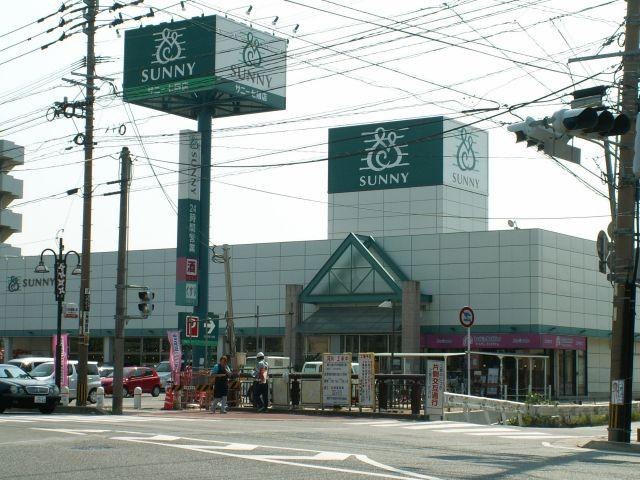 サニー七隈店まで徒歩4分です