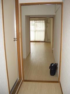 渡辺ハイツ / 202号室玄関