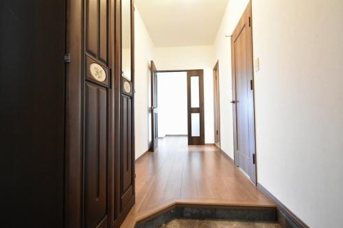 エクシード南山荘 / 401号室玄関