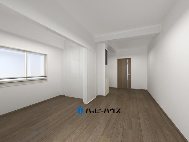 仮称)LIBERTY R TENJIN / W-201号室リビング