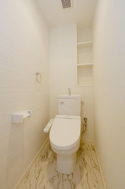 ヒルズ薬院 / 901号室トイレ