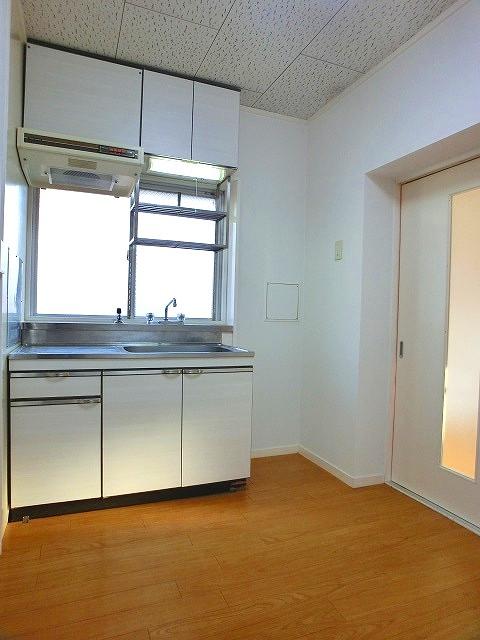 エクセレント岩瀬 / 401号室キッチン