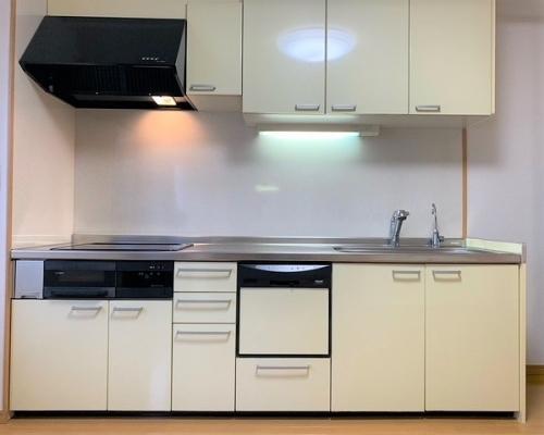 フロレスタ冷泉 / 501号室キッチン