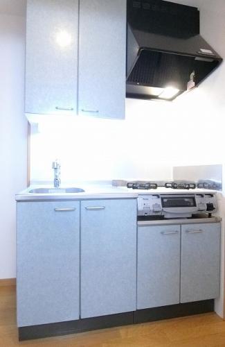 クラシカル大手門 / 405号室キッチン