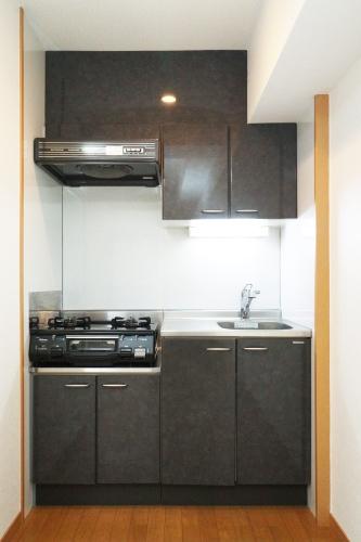 クラシカル大手門 / 602号室キッチン