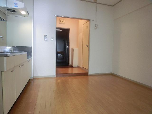 シティハイツ高宮 / 401号室キッチン