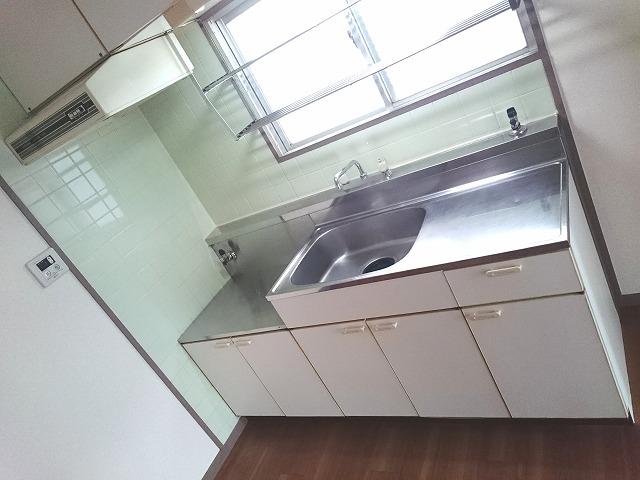 エクセレント百年橋 / 501号室キッチン