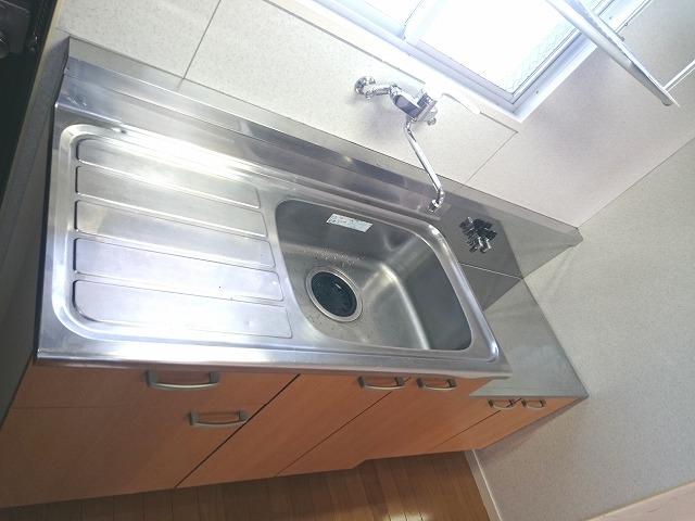 銀水ビル / 406号室キッチン