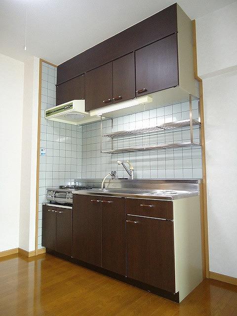 パインクレスト高宮 / 503号室キッチン