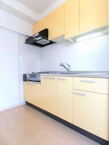 サンライズ F / 501号室キッチン