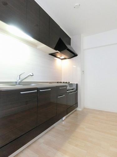 チュリスK1 / 302号室キッチン