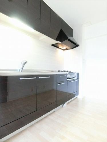 チュリスK1 / 602号室キッチン