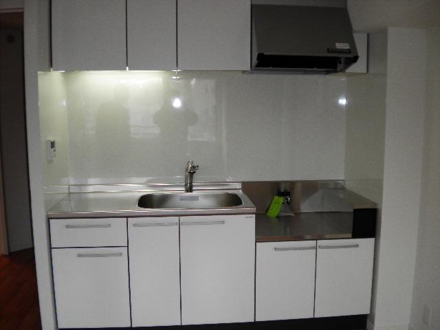 プレミール ホサカ / 601号室キッチン