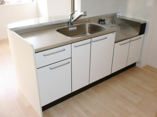 プレミール ホサカ / 802号室キッチン