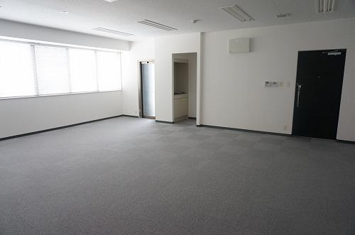 プレミール ホサカ / 402号室リビング