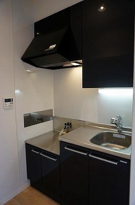 ベイシック薬院 / 801号室キッチン