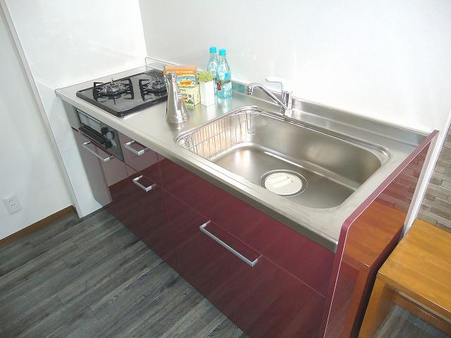 ドミール平尾 / 202号室収納