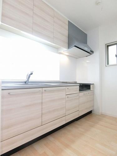 リバーサイド博多 / 401号室キッチン