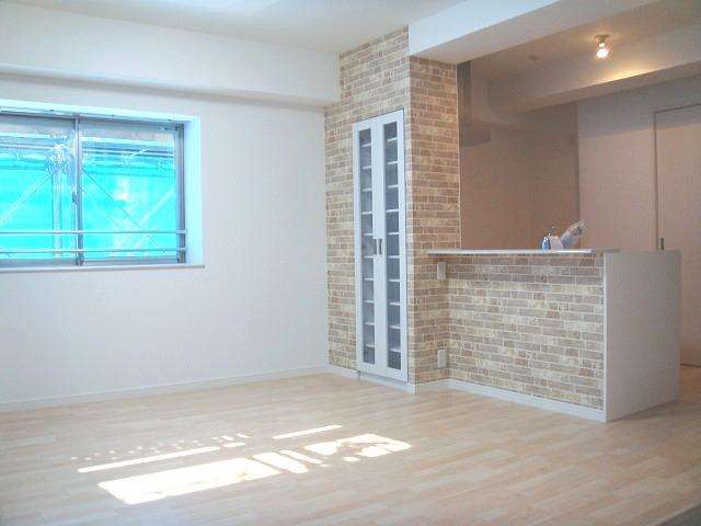 サンライズ・エイト / 401号室キッチン