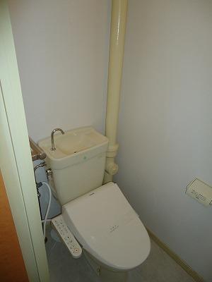 エクセレント岩瀬 / 105号室収納