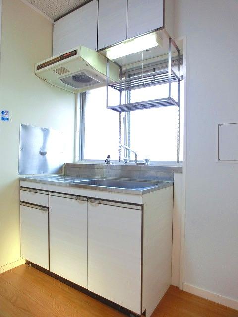 エクセレント岩瀬 / 406号室キッチン