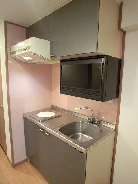 ヨーキハイム大濠 / 301号室キッチン