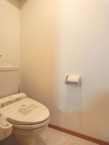 ソシア博多 / 303号室トイレ