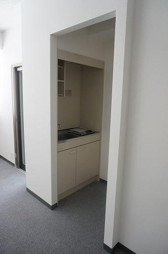 プレミール ホサカ / 402号室キッチン