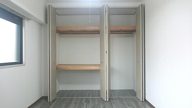 ドミール平尾 / 402号室収納