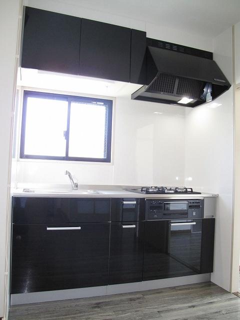 ドミール平尾 / 603号室キッチン