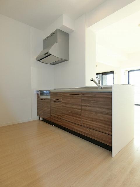 ヒルズ薬院 / 603号室キッチン