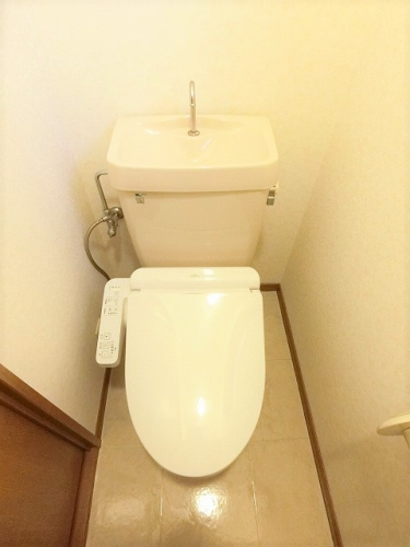 ハイム対馬小路 / 501号室トイレ
