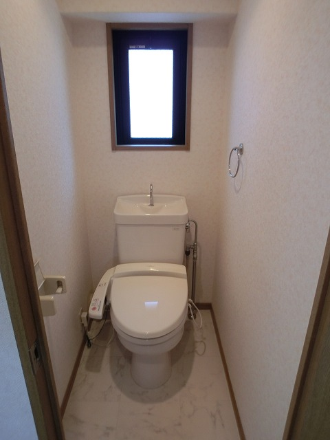 ヨーキハイム大濠 / 405号室トイレ