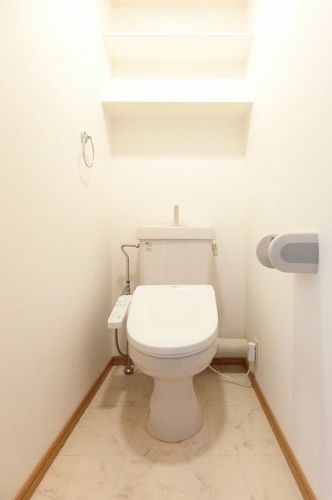 クラシカル大手門 / 405号室トイレ