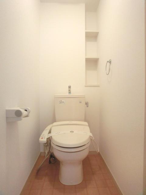 コンフォール博多駅南 / 802号室トイレ