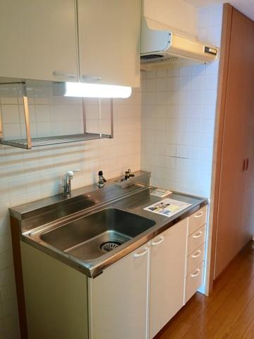 ユニティ美野島 / 403号室キッチン