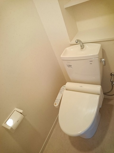 チュリスK1 / 201号室トイレ