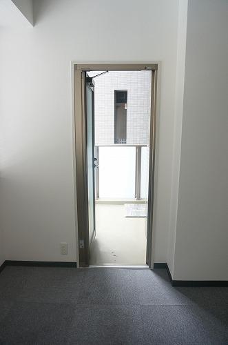 プレミール ホサカ / 402号室バルコニー
