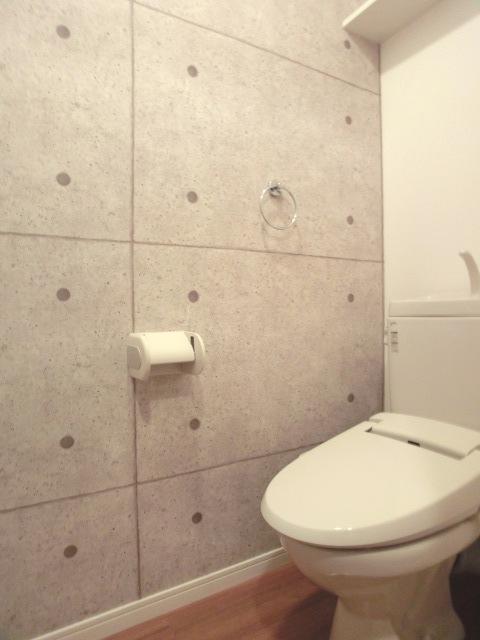 トラント・ドゥ博多 / 705号室トイレ