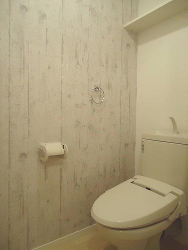 トラント・ドゥ博多 / 902号室トイレ